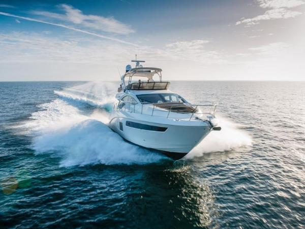 2020 Sea Ray boat for sale, model of the boat is L590 Fly & Image # 58 of 66
