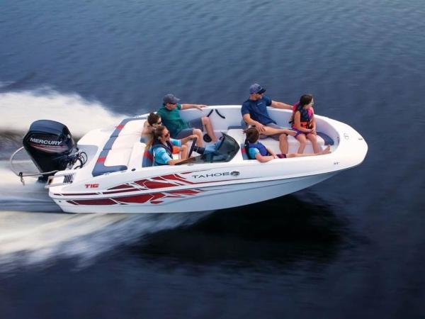 2020 Tahoe boat for sale, model of the boat is T16 & Image # 1 of 56