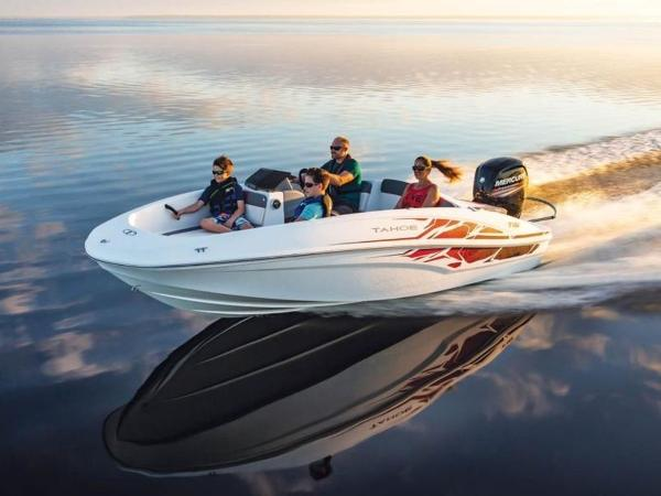 2020 Tahoe boat for sale, model of the boat is T16 & Image # 3 of 56