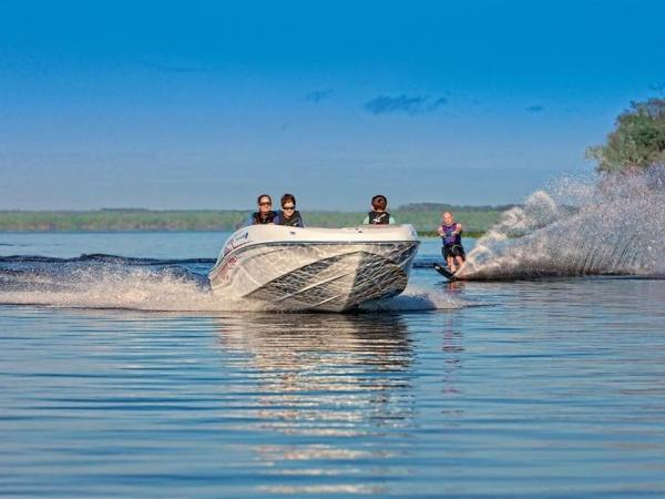 2020 Tahoe boat for sale, model of the boat is T16 & Image # 5 of 56