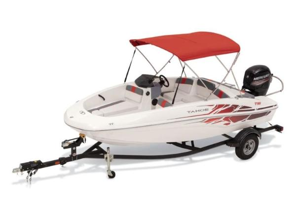 2020 Tahoe boat for sale, model of the boat is T16 & Image # 11 of 56