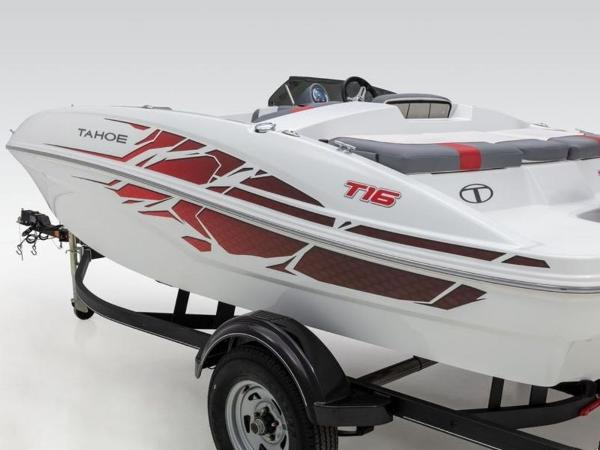 2020 Tahoe boat for sale, model of the boat is T16 & Image # 16 of 56