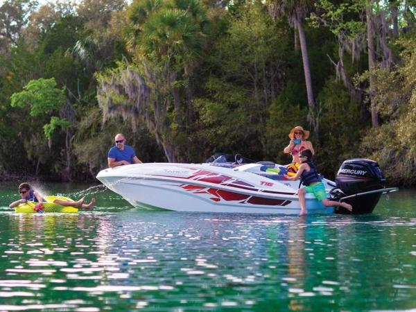 2020 Tahoe boat for sale, model of the boat is T16 & Image # 21 of 56