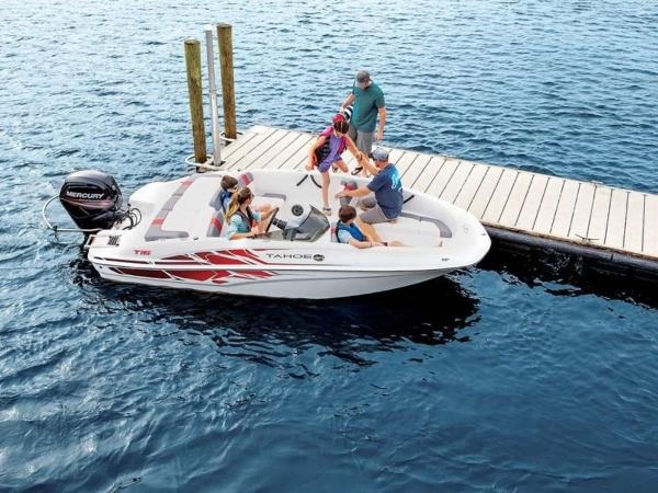 2020 Tahoe boat for sale, model of the boat is T16 & Image # 22 of 56