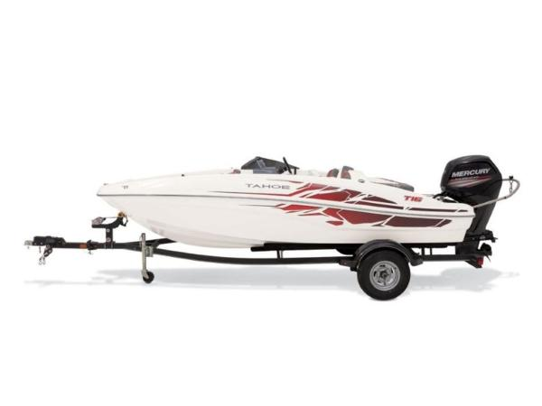 2020 Tahoe boat for sale, model of the boat is T16 & Image # 33 of 56