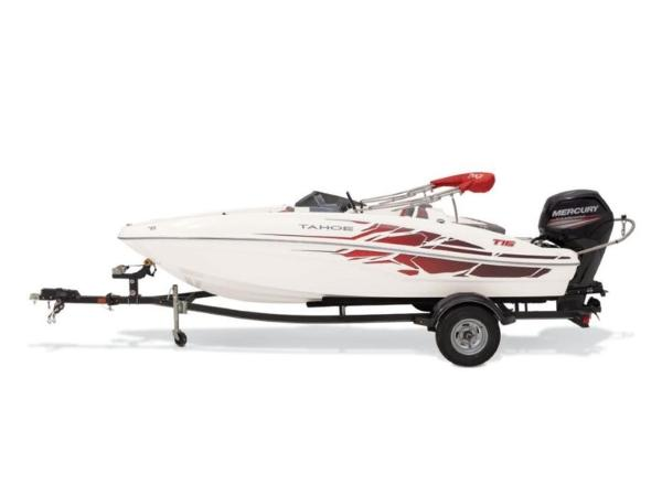 2020 Tahoe boat for sale, model of the boat is T16 & Image # 35 of 56