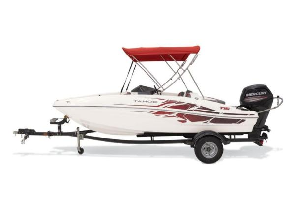 2020 Tahoe boat for sale, model of the boat is T16 & Image # 39 of 56
