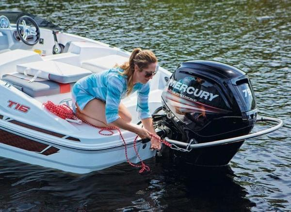 2020 Tahoe boat for sale, model of the boat is T16 & Image # 42 of 56