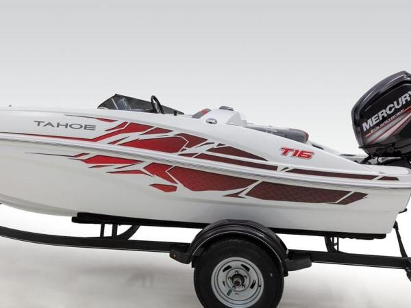 2020 Tahoe boat for sale, model of the boat is T16 & Image # 44 of 56