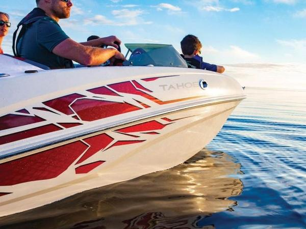 2020 Tahoe boat for sale, model of the boat is T16 & Image # 49 of 56