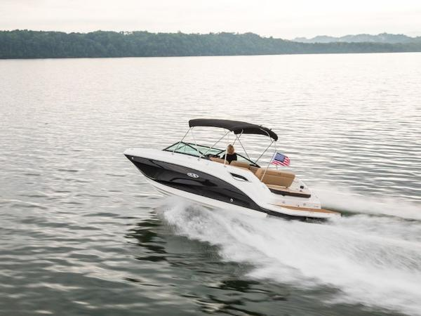 2020 Sea Ray boat for sale, model of the boat is SDX 250 & Image # 4 of 19