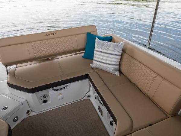 2020 Sea Ray boat for sale, model of the boat is SDX 250 & Image # 6 of 19
