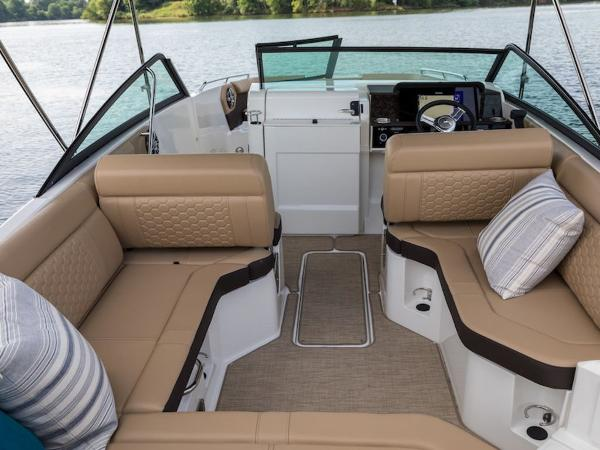 2020 Sea Ray boat for sale, model of the boat is SDX 250 & Image # 14 of 19