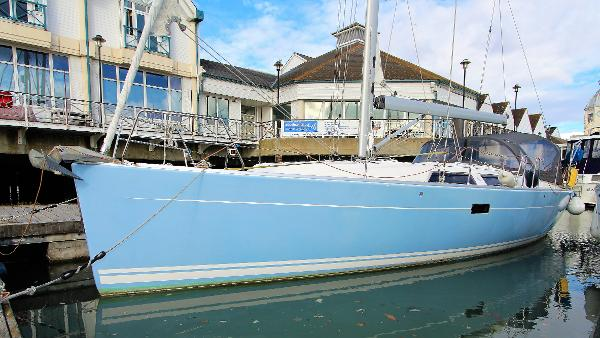 Hanse 400 used boat for sale from Boat Sales International