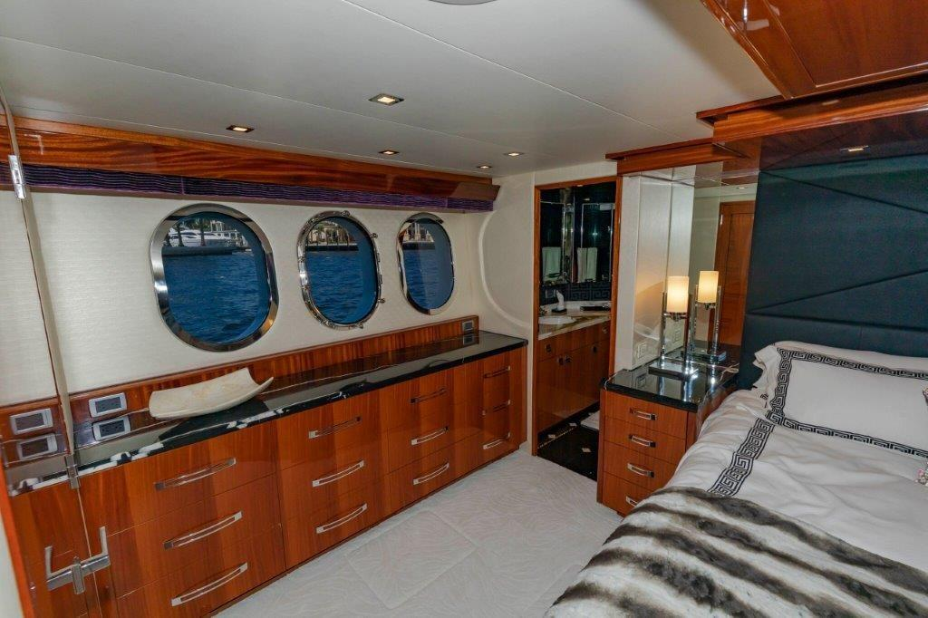 Master Stateroom Starboard