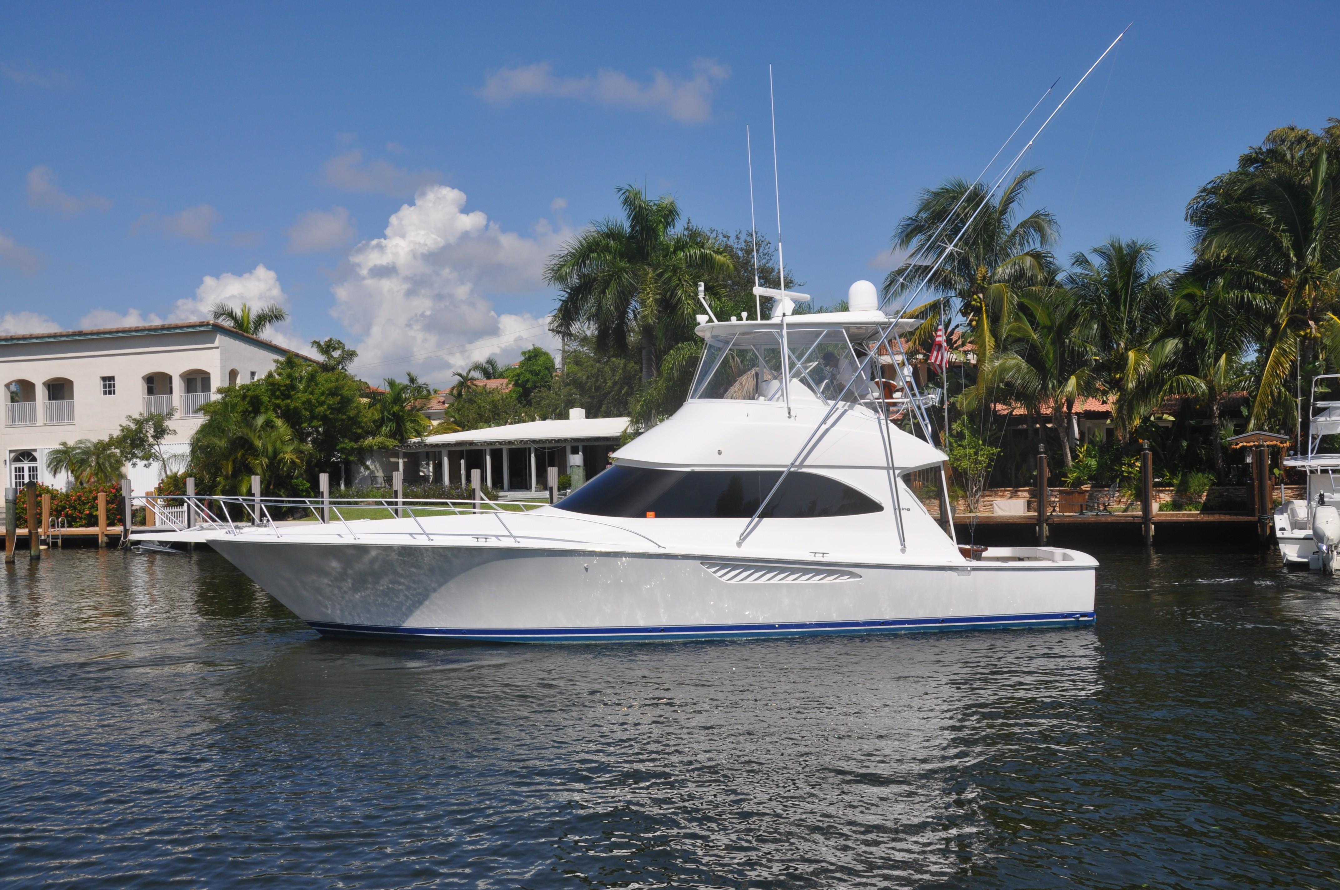 2015 Viking Yachts 46' Convertible