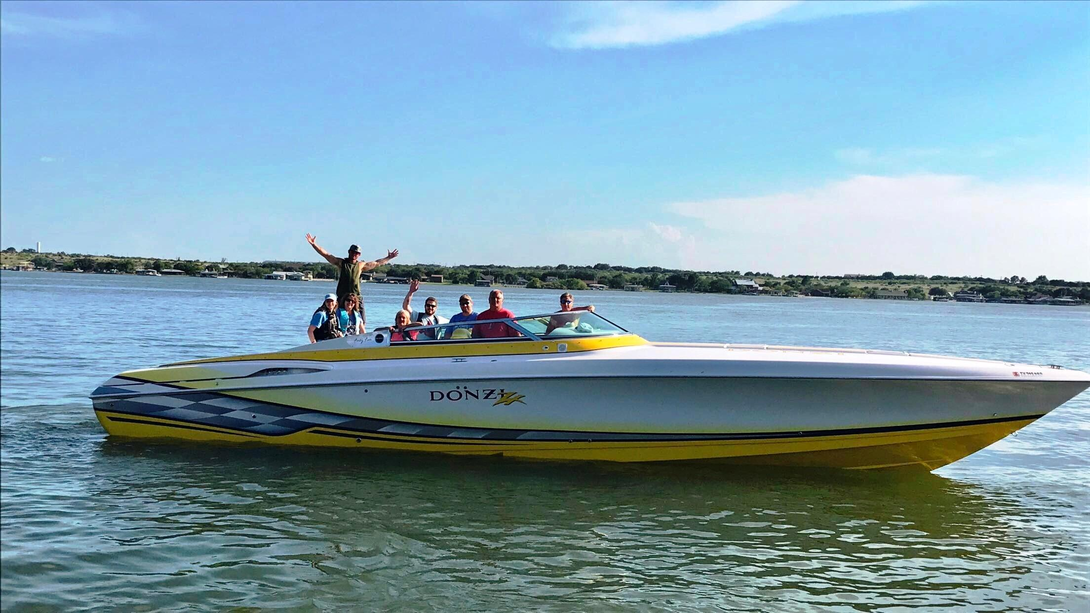 Donzi For Sale >> Donzi 2002 45 Zx 45 Yacht For Sale In Us
