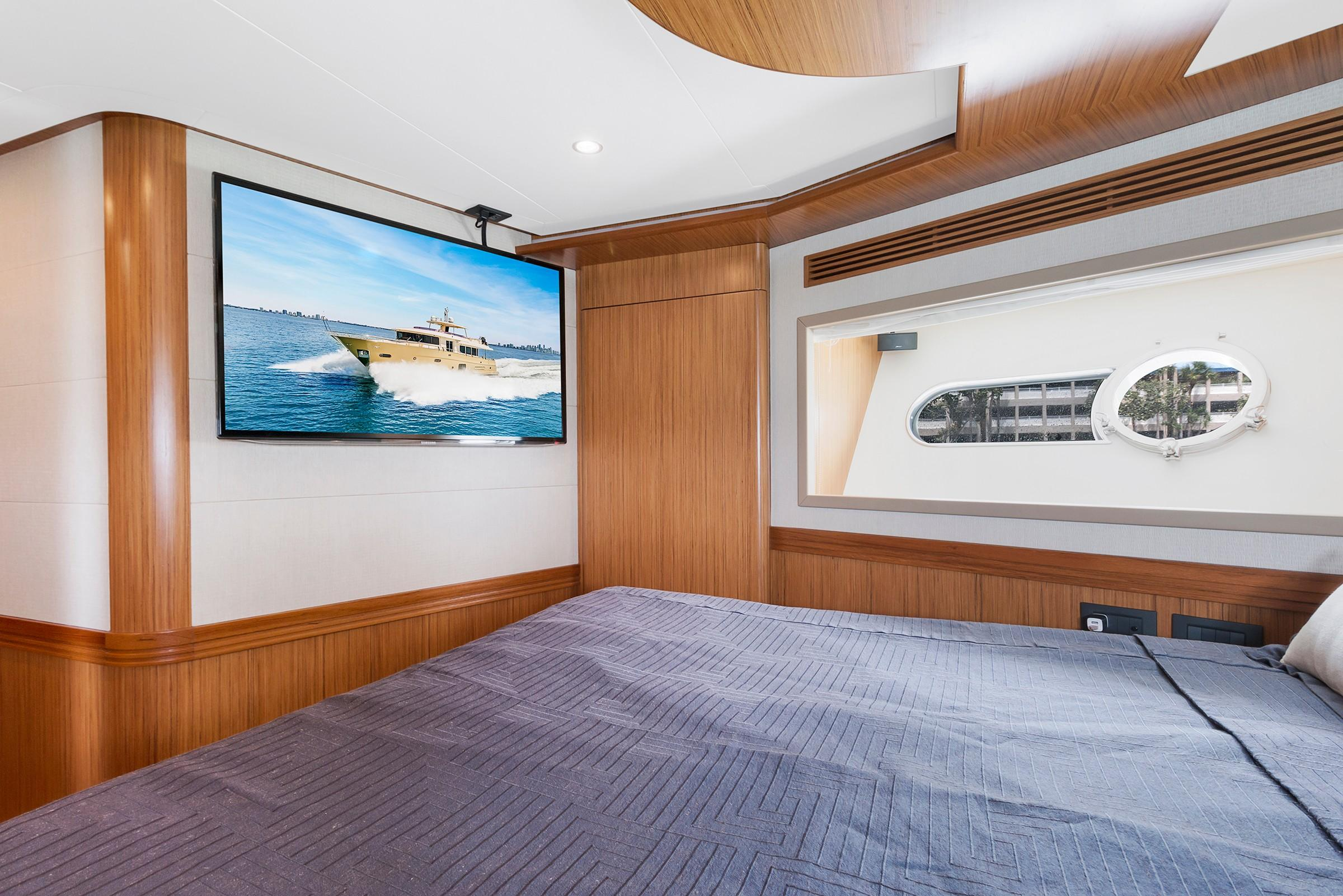 Second VIP Stateroom