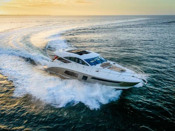 2020 Sea Ray boat for sale, model of the boat is L650 & Image # 3 of 39