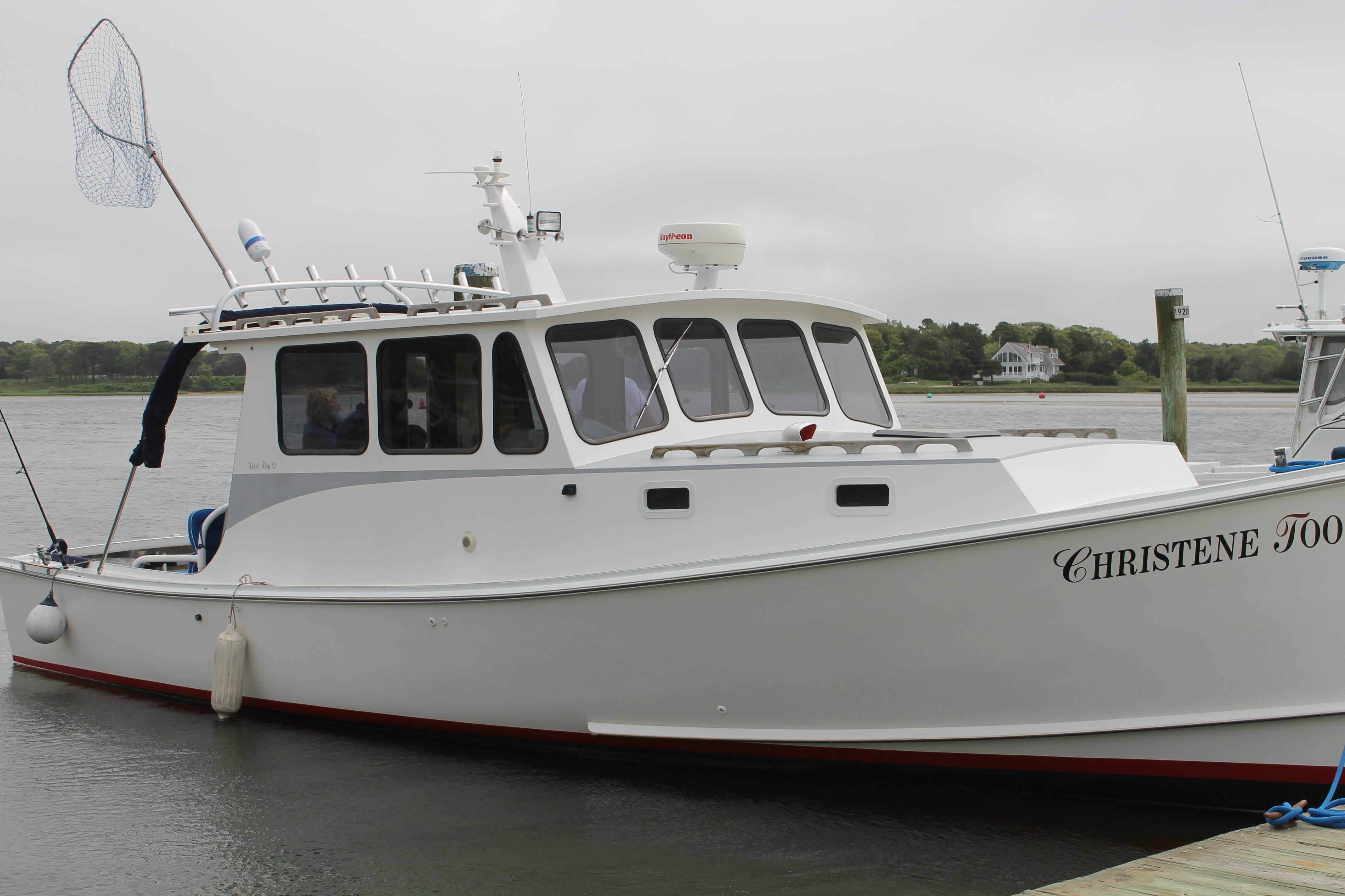 Down East Custom BuiltWest Bay Cruiser