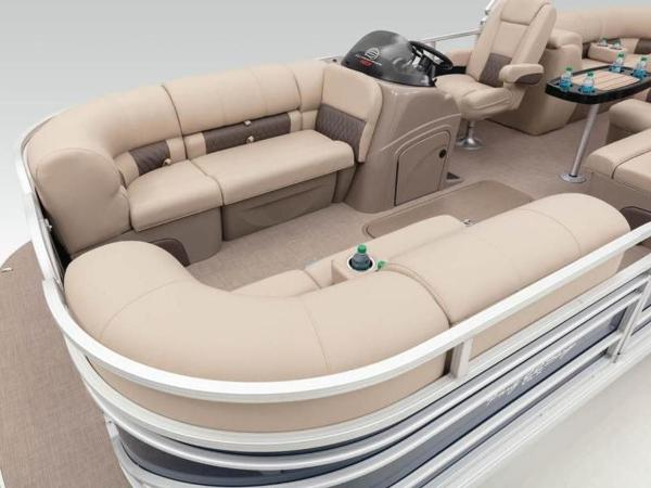 2020 Sun Tracker boat for sale, model of the boat is PARTY BARGE® 22 RF XP3 & Image # 19 of 63