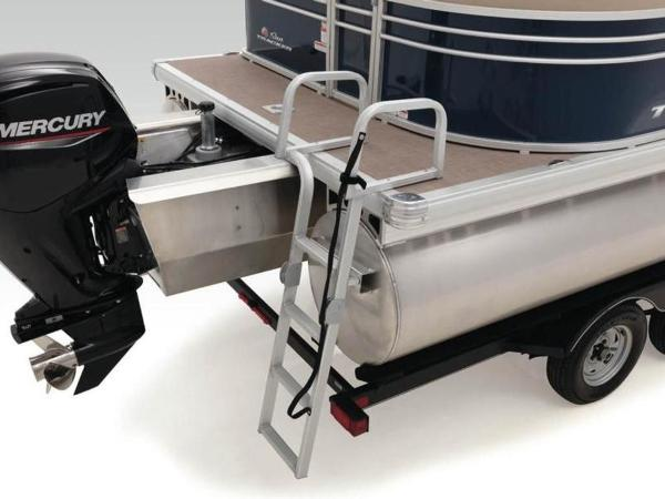 2020 Sun Tracker boat for sale, model of the boat is PARTY BARGE® 22 RF XP3 & Image # 22 of 63