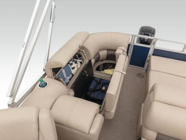 2020 Sun Tracker boat for sale, model of the boat is PARTY BARGE® 22 RF XP3 & Image # 28 of 63
