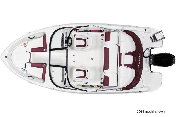 2019 Tahoe boat for sale, model of the boat is 450 TS & Image # 3 of 6