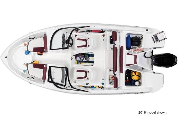 2019 Tahoe boat for sale, model of the boat is 450 TS & Image # 5 of 6