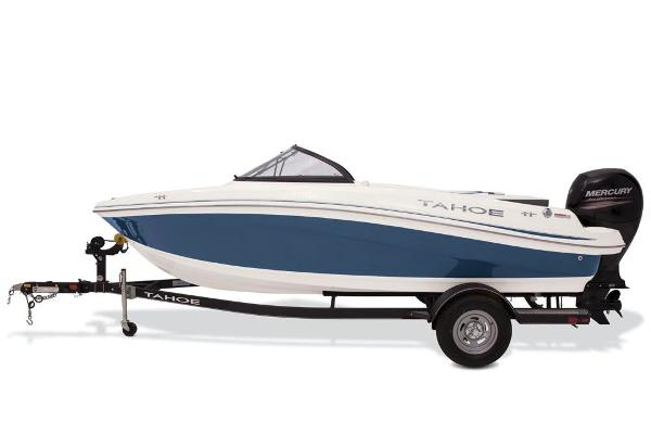 2019 Tahoe boat for sale, model of the boat is 450 TS & Image # 27 of 29