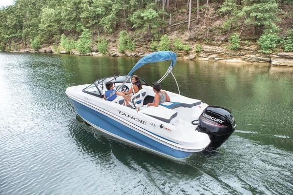 2019 Tahoe boat for sale, model of the boat is 450 TS & Image # 10 of 29