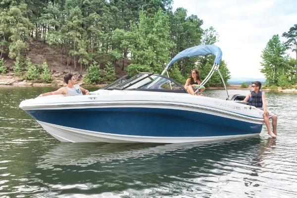 2019 Tahoe boat for sale, model of the boat is 450 TS & Image # 2 of 29