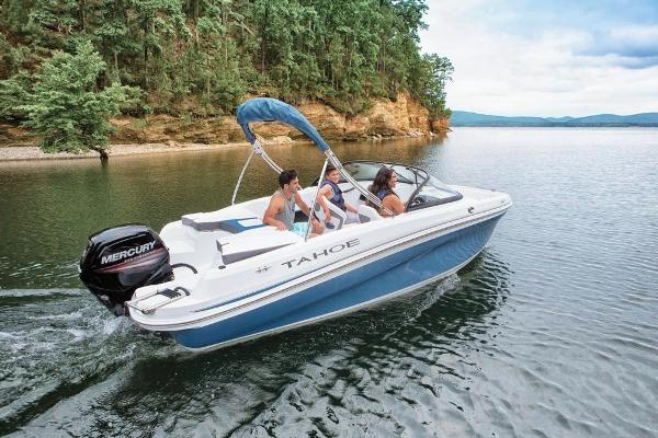 2019 Tahoe boat for sale, model of the boat is 450 TS & Image # 15 of 29