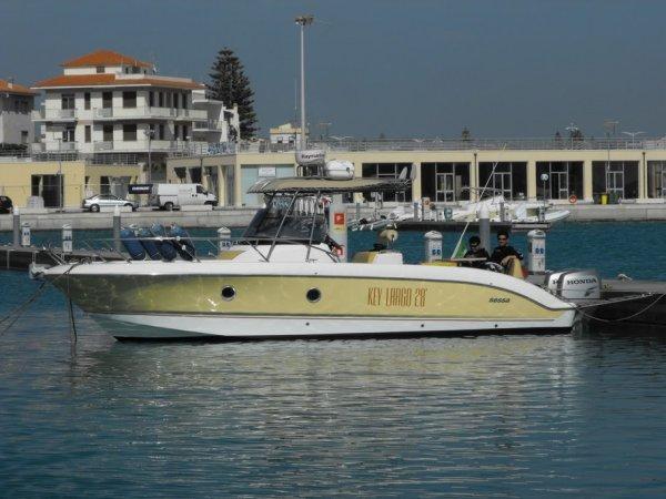 Sessa Key Largo 28 boat for sale
