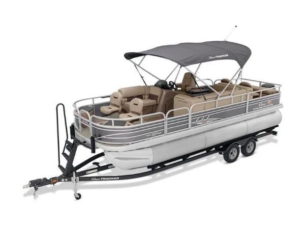 2020 Sun Tracker boat for sale, model of the boat is FISHIN' BARGE® 22 XP3 & Image # 7 of 64