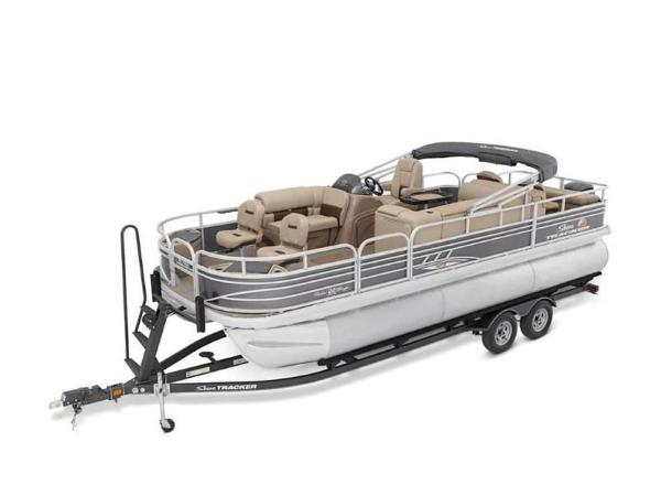 2020 Sun Tracker boat for sale, model of the boat is FISHIN' BARGE® 22 XP3 & Image # 9 of 64