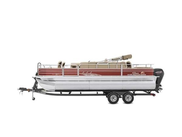 2020 Sun Tracker boat for sale, model of the boat is FISHIN' BARGE® 22 XP3 & Image # 11 of 64