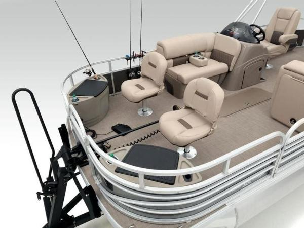2020 Sun Tracker boat for sale, model of the boat is FISHIN' BARGE® 22 XP3 & Image # 22 of 64