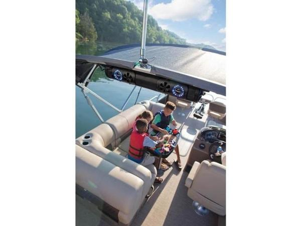 2020 Sun Tracker boat for sale, model of the boat is FISHIN' BARGE® 22 XP3 & Image # 23 of 64