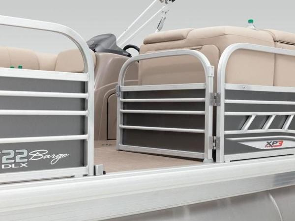 2020 Sun Tracker boat for sale, model of the boat is FISHIN' BARGE® 22 XP3 & Image # 25 of 64