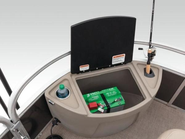 2020 Sun Tracker boat for sale, model of the boat is FISHIN' BARGE® 22 XP3 & Image # 28 of 64