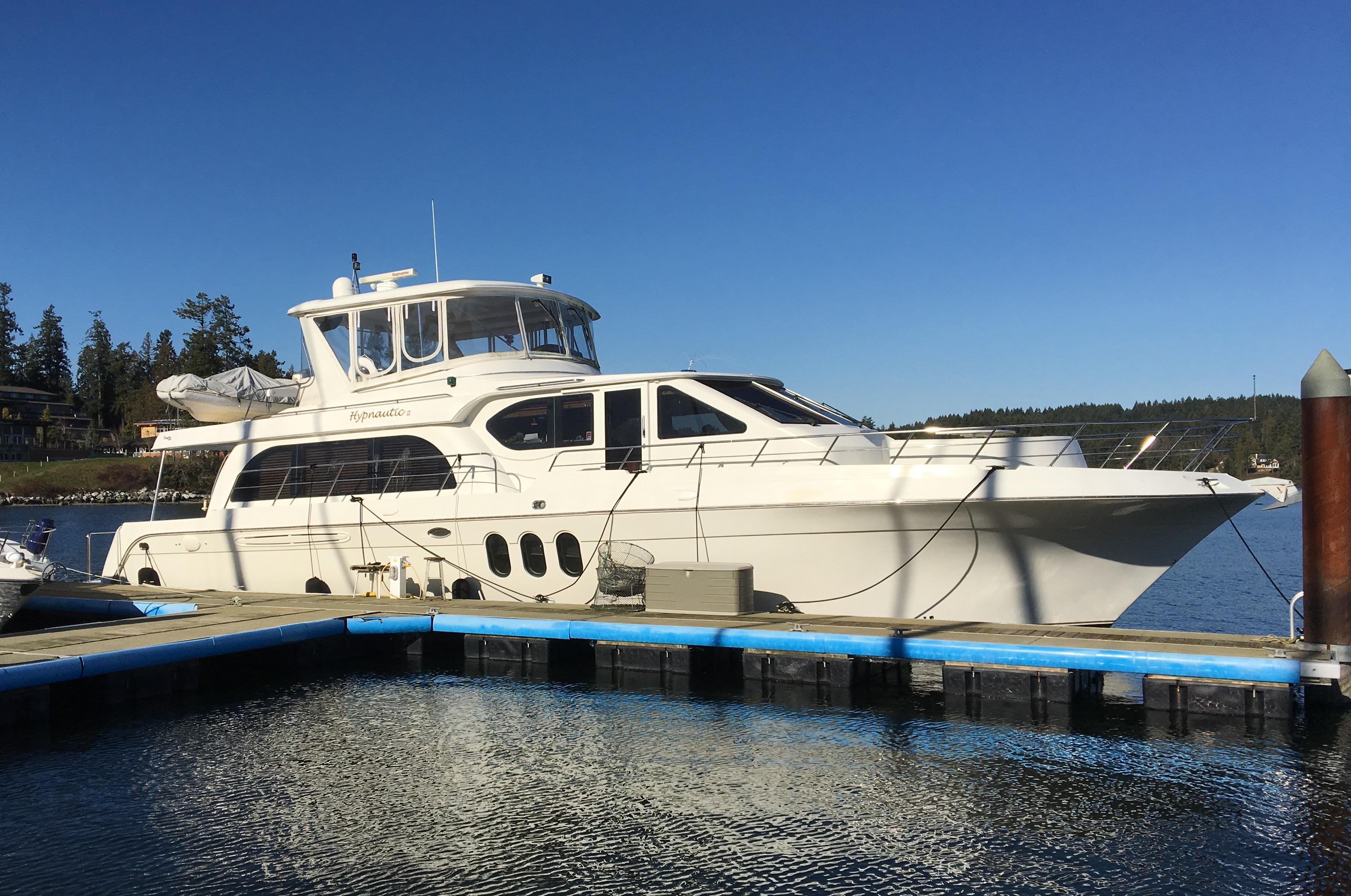 62' Navigator 2009