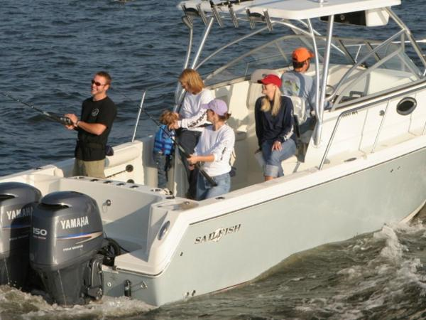 2020 Sailfish boat for sale, model of the boat is 270 WAC & Image # 4 of 8