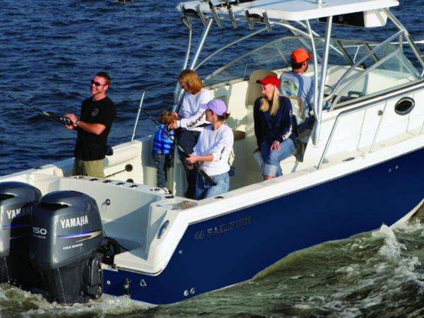 2020 Sailfish boat for sale, model of the boat is 270 WAC & Image # 6 of 8