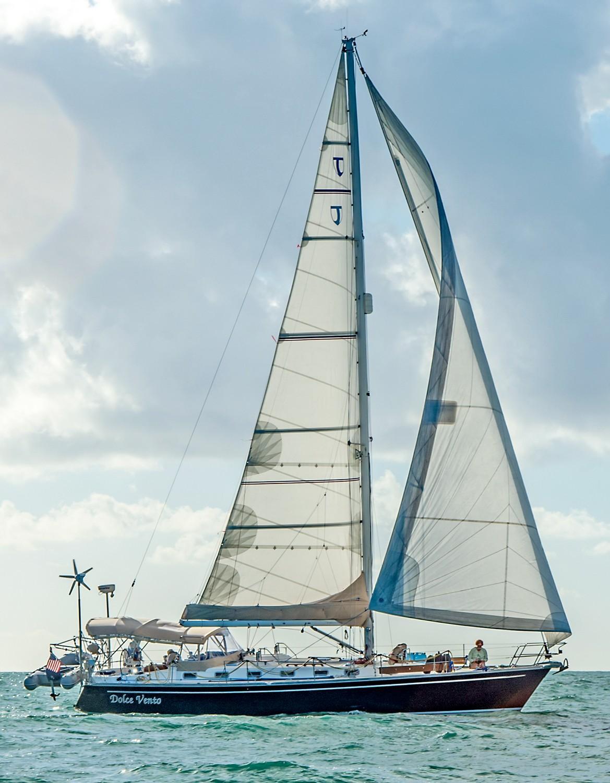 46 Tartan Dolce Vento 2000 Annapolis | Denison Yacht Sales