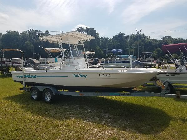 1998 PRO LINE 230 CENTER CONSOLE for sale