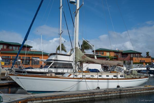Picture Of:  44' Lyman-Morse Sequin 1983Yacht For Sale | 1 of 51