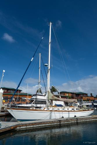 Picture Of:  44' Lyman-Morse Sequin 1983Yacht For Sale | 2 of 51