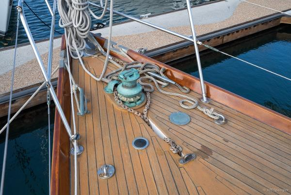 Picture Of:  44' Lyman-Morse Sequin 1983Yacht For Sale | 3 of 51