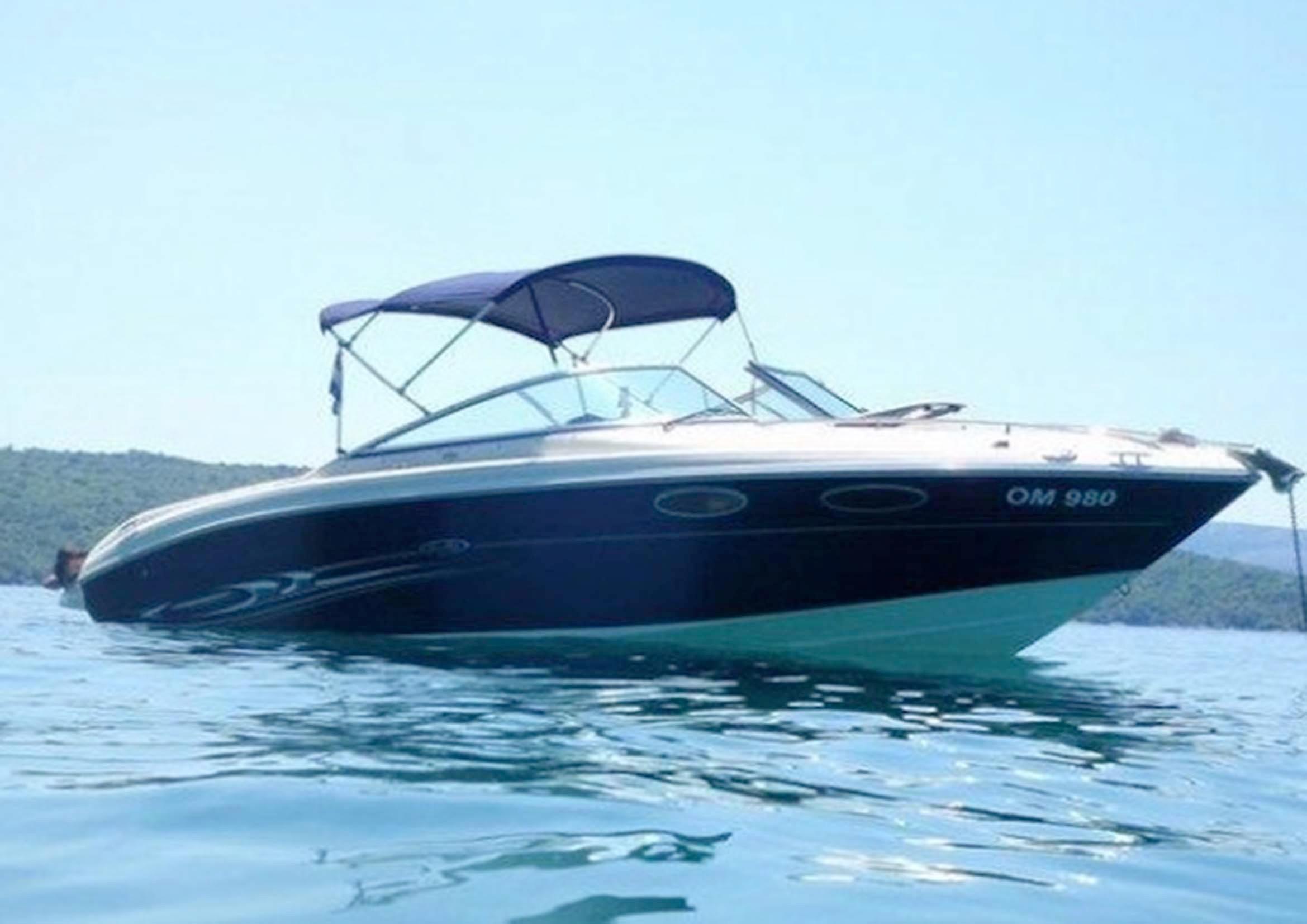 Sea Ray Sun Sport 240